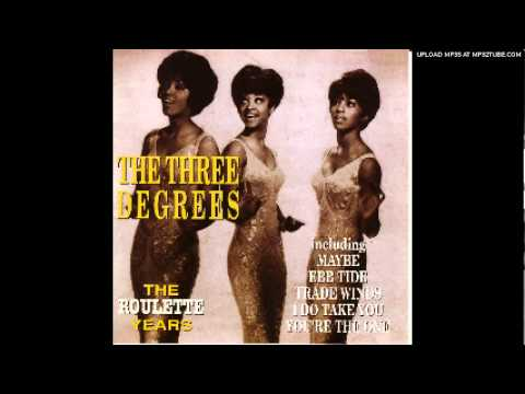 The Three Degrees- Through Misty Eyes