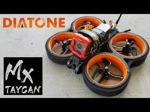 DIATONE MXC TAYCAN 349 3 Inch 158mm 4S Cinewhoop da Banggood