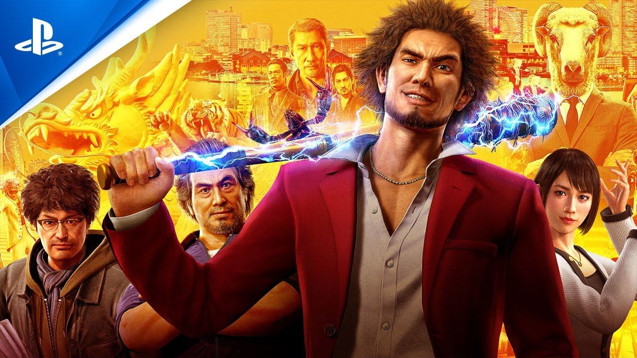 Yakuza: Like a Dragon – Rencontrez les héros de demain