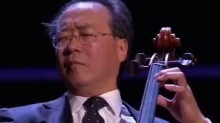 Yo Yo Ma — Bach Cello Suite No. 3 in C Major