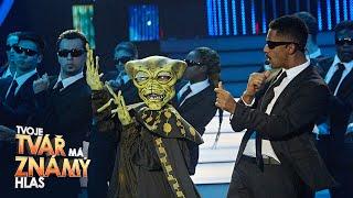 """Yemi A.D. jako Will Smith - """"Men In Black""""   Tvoje tvář má známý hlas"""