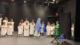A Christmas Pageant Success