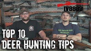 Top 10 Deer Hunting Tips