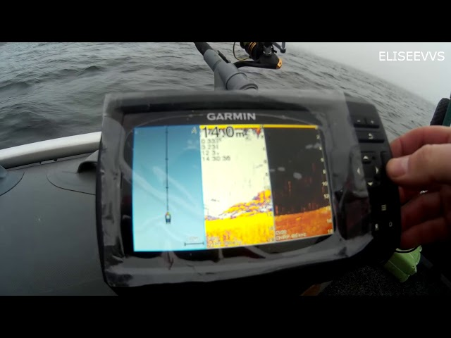 Видео GARMIN STRIKER PLUS 5CV
