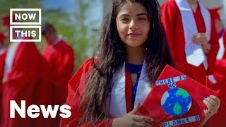 High School Graduation Speakers Censored Over Climate Change | NowThis