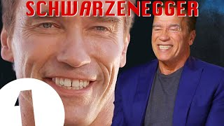 """Hasta la vista, baby!"" Arnold Schwarzenegger on his best one-liners and Terminator: Dark Fate"