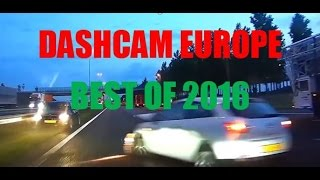 🔴 European Dashcam BEST OF 2016