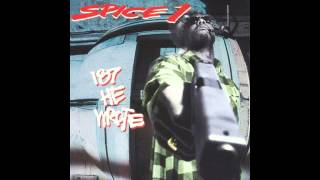 Spice 1 face of a desperate man