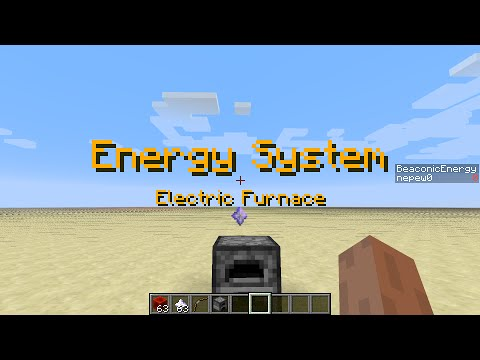 Electric System --Electric Furnace PURE VANILLA Minecraft ...