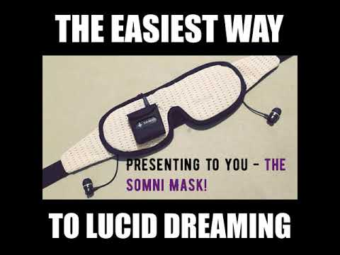 Somni Mask is the easiest way to lucid dreaming-GadgetAny