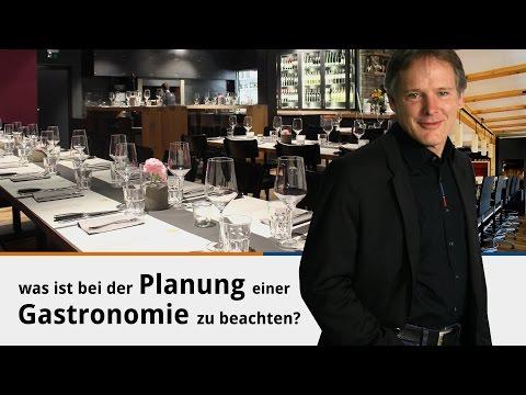 Was ist bei der Planung einer Gastronomie zu beachten?