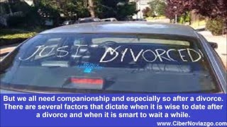 How Soon to Date after a Divorce