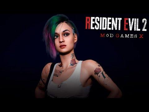 RESIDENT EVIL 2 RE Mod - Judy Alvarez