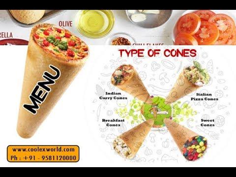 BEST PIZZA CONE EQUIPMENT  IN ANDHRAPRADESH