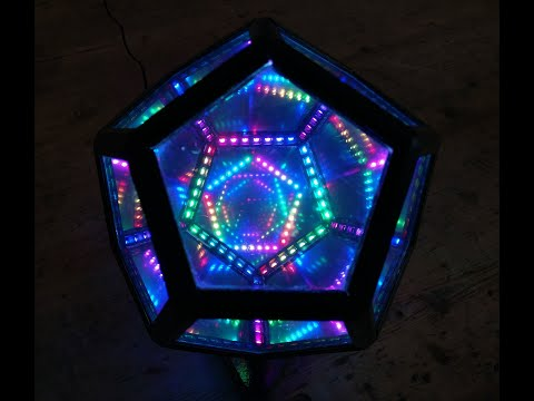 Dazzling Desktop Dodecahedron