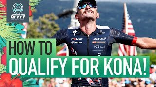 How To Qualify For The Ironman World Championships | Everything You Need To Know About Kona!