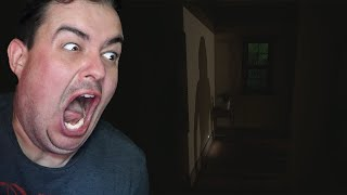 YOUTUBER TRAPPED IN HAUNTED APARTMENT?!