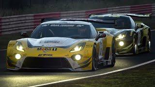 GT Sport - Daily Race (x2) Nurburgring 24H Chevrolet Corvette Gr.3