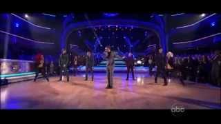 The Wanted Perform on Dancing With The Stars