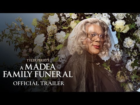 Tyler Perry A Madea Family Funeral Trailer