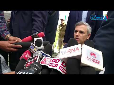 We want pre-1953 Constitutional relationship with India: Omar Abdullah