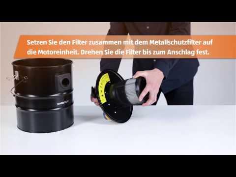 Asche- und Grobschmutzsauger (DE)
