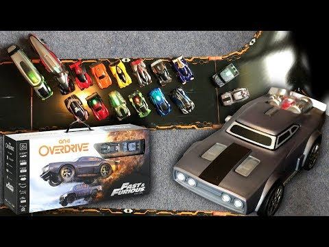 Anki Overdrive Fast Furious Extends Robot Racing To Real Cars Mirror Online
