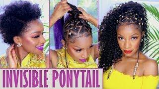 Island Vibes 🍍 Ponytail w/ Braids & Beads Tutorial!