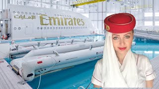Szkolenie stewardess Emirates