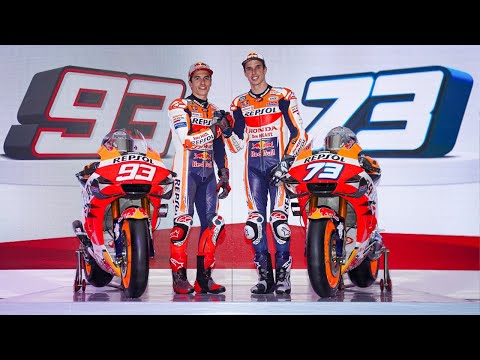 MotoGP2020 動画で見るレプソルホンダ体制発表動画