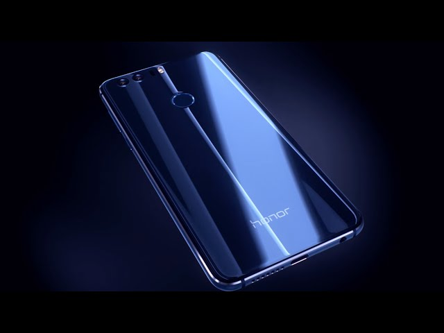 Lancement Honor 8
