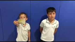"""Proyecto en primaria: """"Cómete el Recreo""""."""