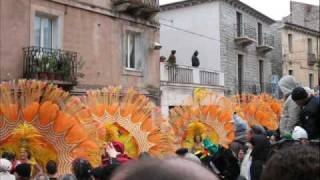 preview picture of video 'CARNEVALE TEMPIO PAUSANIA   2009'