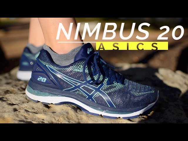 Everything You Need To Know About The ASICS Gel Nimbus 20