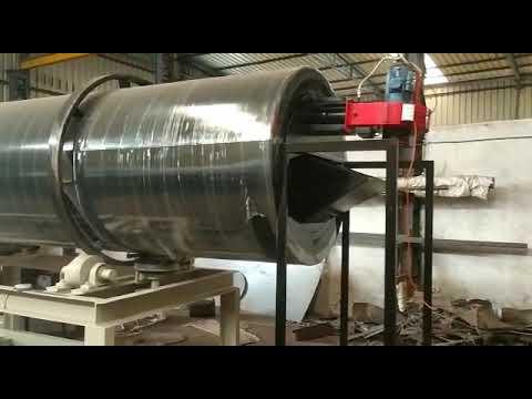 Rotary Kiln Dryer Machine