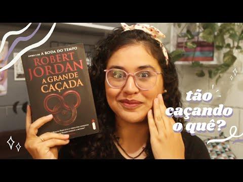 A GRANDE CAÇADA, ROBERT JORDAN | A RODA DO TEMPO #2