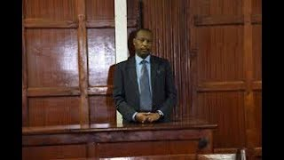 Former government pathologist, Moses Njue in court for stealing an organ