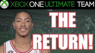 NFL - Madden 15 Ultimate Team Gameplay - THE RETURN | Madden 15 Xbox One Gameplay