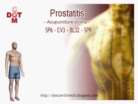 Prostatitis v bodybuilding