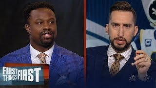 Rams are cooked for this season, Packers are best team in the NFC — Nick | NFL | FIRST THINGS FIRST