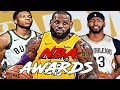 FIRST MONTH NBA AWARD SHOW! (MVP, ROY, DPOY + MORE)