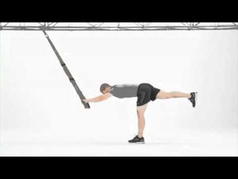 TRX Hip Hinge Single Leg