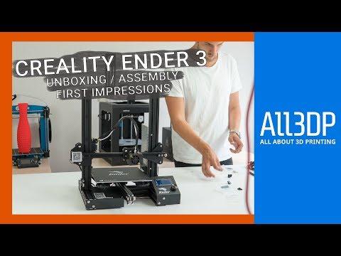 Robocraze Creality Ender 3d Printer
