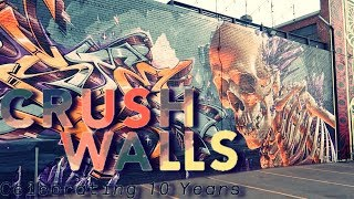 CRUSH WALLS 2019 | DENVER, COLORADO | GRAFFITI ART