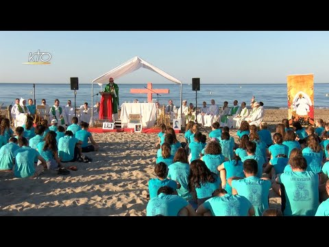 Anuncio : annoncer le Christ sur les plages du Sud !