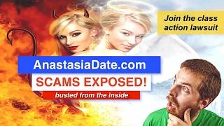 Romance SCAM Stories Of AnastasiaDate Charm Date