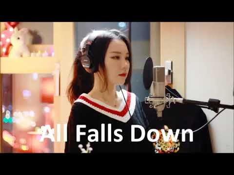 all falls down youtube