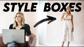I Tried 4 Style Subscription Boxes So You Don't Have To
