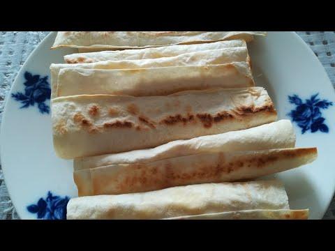Завтрак за 5 минут 😋 Что приготовить на завтрак 🍲 трубочки с творогом