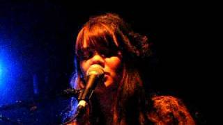 Bat For Lashes plays - Travelling Woman - at the Ritz Ballroom